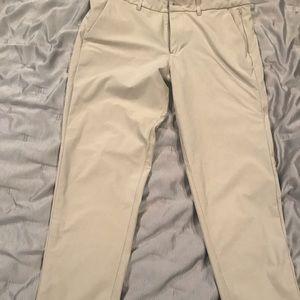 lululemon athletica Pants - Commission Pant Slim ABC